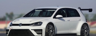 VW Golf Touringcar Racer Concept Revealed