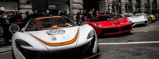 2016 Gumball 3000 - UK Leg Highlights