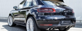 Hamann Porsche Macan Preview: The Wheels