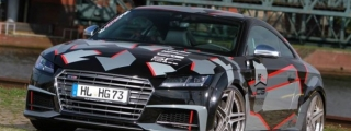 HG Motorsport Audi TTS Gets 336 PS