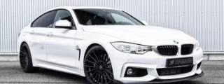 Hamann BMW 4 Series Gran Coupe Revealed