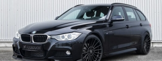 Hamann BMW 3 Series Touring Upgrade Kit