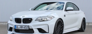 Hamann BMW M2 Aero Kit Is Taking Shape