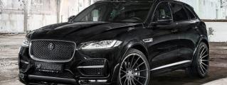 Official: Hamann Jaguar F-Pace