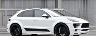 Hamann Porsche Macan Looks Great in White