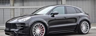 460-hp Hamann Porsche Macan by DS Auto
