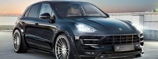 Hamann Porsche Macan Diesel Wide Body