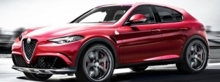 Handsome Alfa Romeo SUV Speculatively Rendered