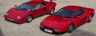 In-Depth Look at Ferrari Testarossa with Harry Metcalfe