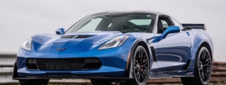 Photoshoot: Hennessey Corvette Z06 HPE1000