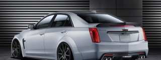 Hennessey Cadillac CTS-V HPE1000 Detailed