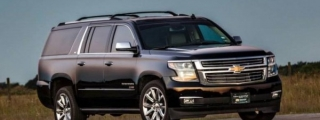 Hennessey Chevrolet Suburban HPE500 Supercharged