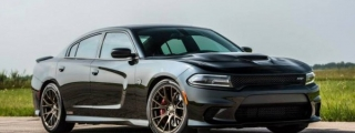 Hennessey Dodge Charger Hellcat Gets Up to 850-hp