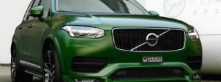 2015 Volvo XC90 by Heico Sportiv Is Almost Ready