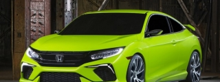 New Honda Civic Concept Revealed at NYIAS