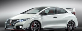 Geneva 2015: Honda Civic Type R