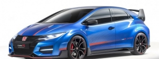 Updated Honda Civic Type R Concept Revealed