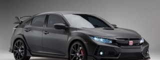 Civic Type R Heads Honda's 2016 SEMA Lineup