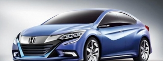 Honda Concept B Hatchback Revealed at Beijing Auto Show