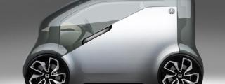 """Honda NeuV Showcases """"Cooperative Mobility Ecosystem"""""""