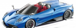 Already Sold Out Pagani Huayra Roadster Unveiled