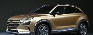 Hyundai Next-Gen Fuel Cell SUV Preview
