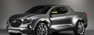 2015 NAIAS: Hyundai Santa Cruz Concept