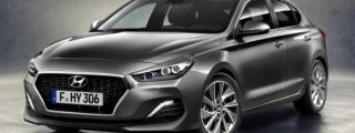 Official: 2018 Hyundai i30 Fastback