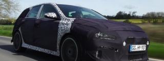 Hyundai i30 N Continues Testing in UK