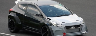 Hyundai i30 Turbo Prototype to Run at Nurburgring 24h