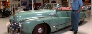 ICON Derelict 1948 Buick Super Convertible at JLG