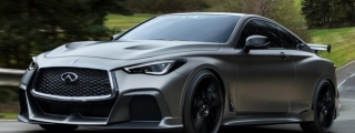 Pirelli Joins Infiniti Project Black S