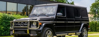 INKAS Mercedes G63 AMG: The Ultimate G-Wagen?
