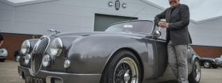 Ian Callum Creates Bespoke Jaguar Mark 2