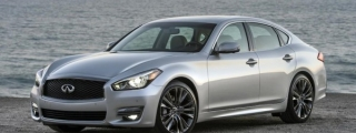 Official: 2016 Infiniti Q70 Premium Select