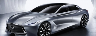 Infiniti Q80 Inspiration Revealed in Full - Paris 2014
