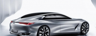 Infiniti Q80 Inspiration Revealed Further
