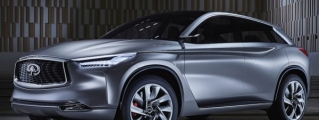 Infiniti QX Sport Inspiration Revealed in Beijing