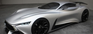 Infiniti Vision GT Concept Comes to Life in Shanghai