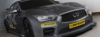 Infiniti Q50 BTCC Race Car Unveiled
