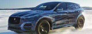 Development Diary Reveals More of Jaguar F-Pace