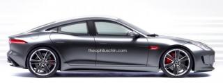 Forbidden Fruit: Jaguar F-Type 4-Door