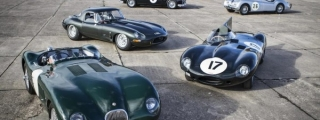 Gallery: Jaguar Heritage Collection