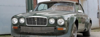 Jaguar XJ-C from 70s TV Show Up for Grabs
