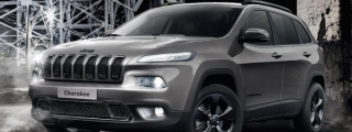 Official: Jeep Cherokee Night Eagle