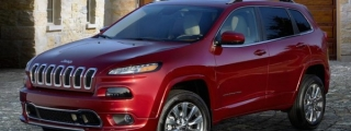 Jeep Cherokee Overland Launched in the UK