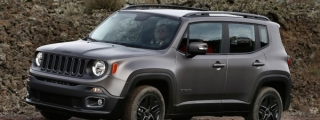 Official: Jeep Renegade Night Eagle Edition