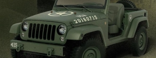 Jeep Wrangler 75th Salute Edition Is Another WWII Tribute