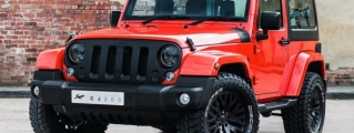 Jeep Wrangler CJ300 by Kahn Design