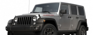 Jeep Wrangler Rubicon X for Europe